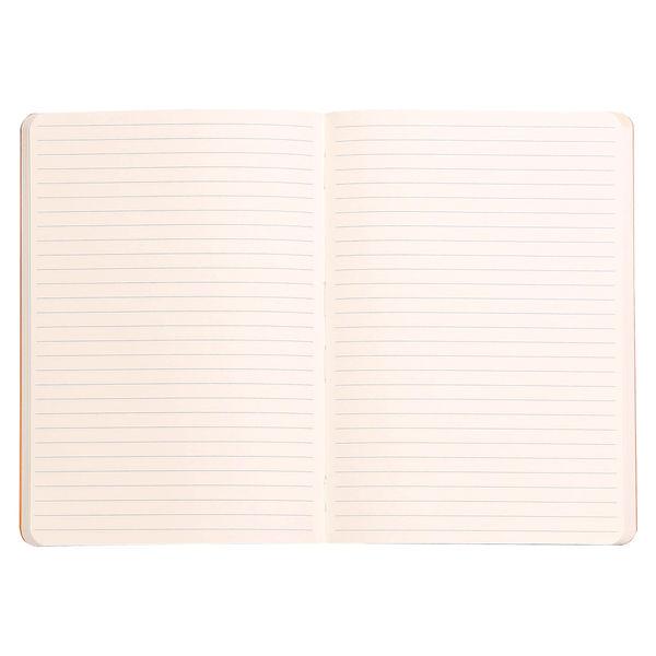 Rhodiarama Violet A5 Soft Cover Notebook - 117410C