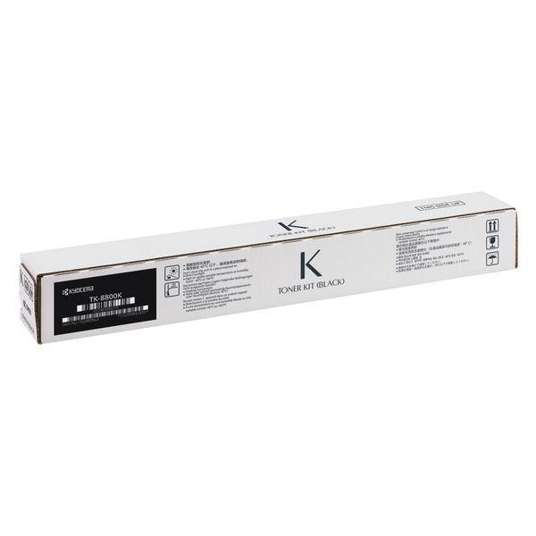 Kyocera Toner ECOSYS P8060cdn Black TK-8800K