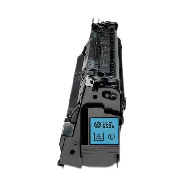 HP 659A Original LaserJet Toner Cartridge Cyan W2011A