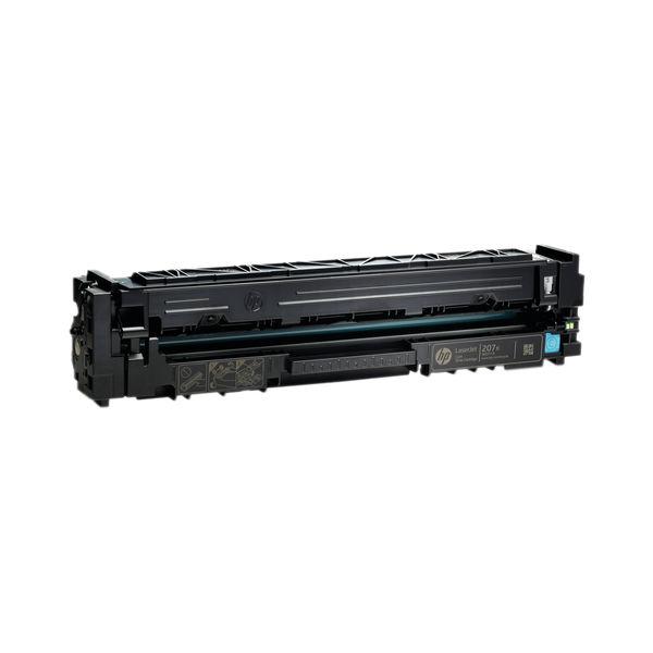 HP 207X LaserJet High Yield Toner Cartridge Cyan W2211X