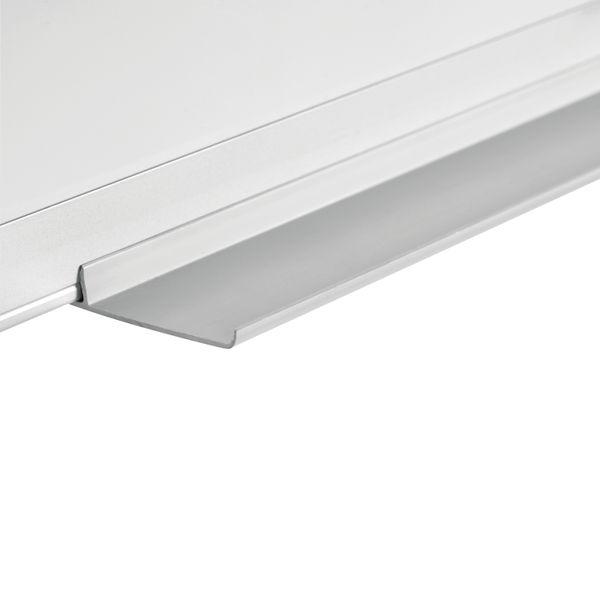 Q-Connect 1200 x 900mm Aluminium Magnetic Whiteboard - 9700032 / KF01080