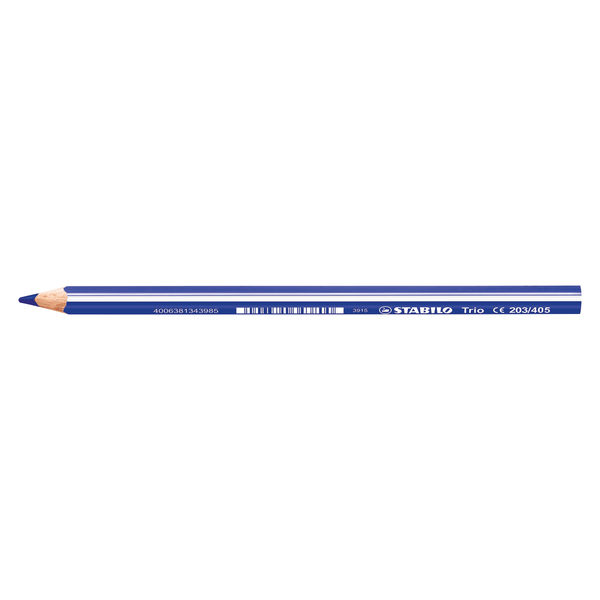 Stabilo Classpack Trio Thick Colouring Pencils (Pack of 96) - 203/96