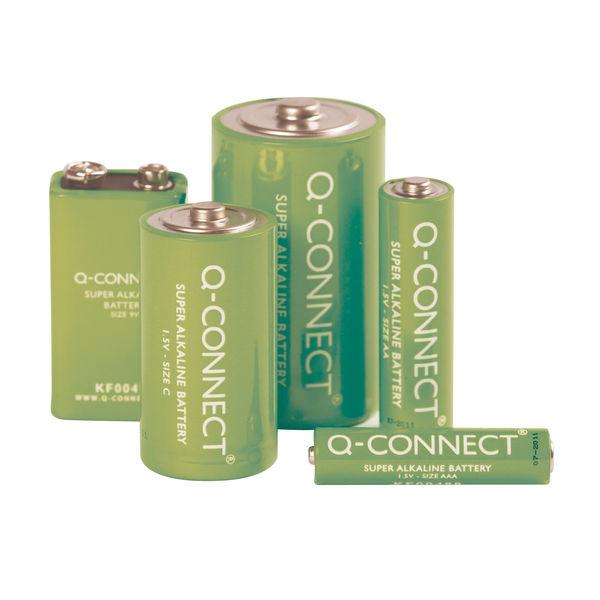 Q-Connect AAA Super Alkaline Batteries - KF00488