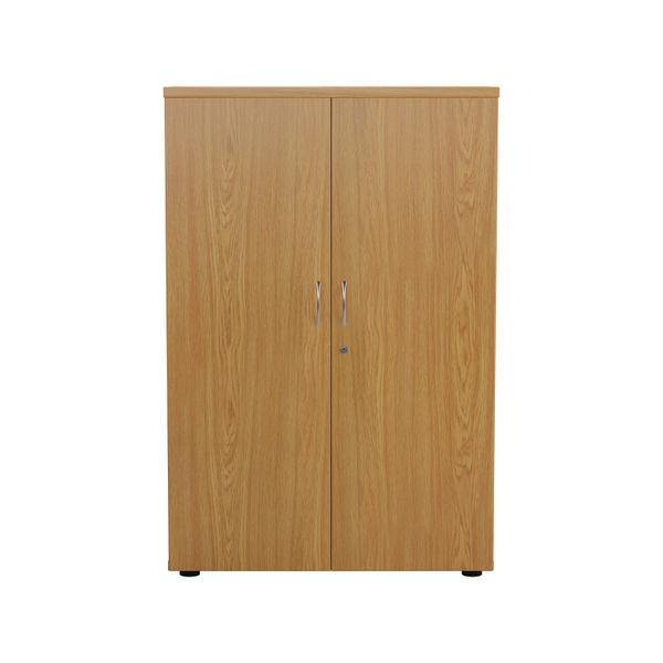 First 1200mm Nova Oak Wooden Storage Cupboard