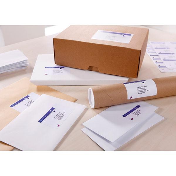 Avery 139 x 99.1mm White Address Inkjet Labels, Pack of 400 - J8169-100