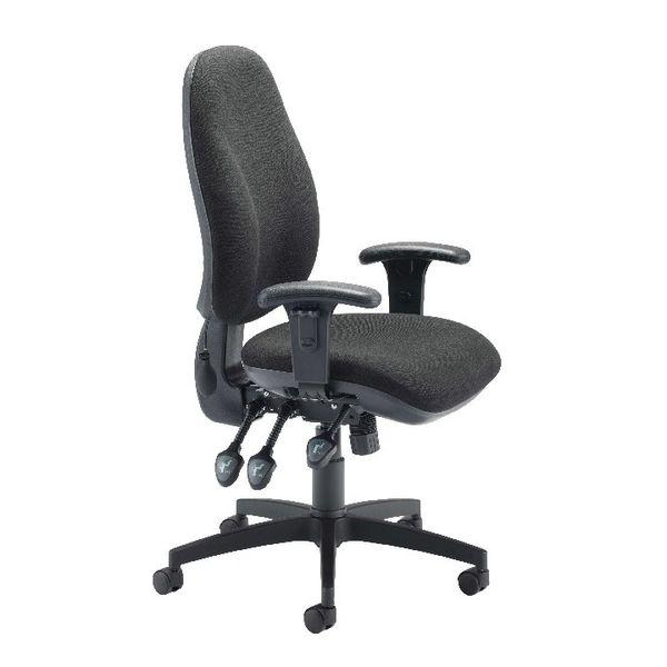 Arista Black Ergo Maxi Everyday Office Chair