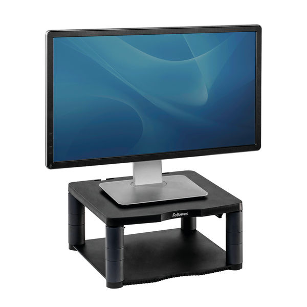 Fellowes Premium Monitor Riser Black 9169401