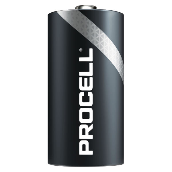 Duracell Procell C Batteries, Pack of 10 - 5007609