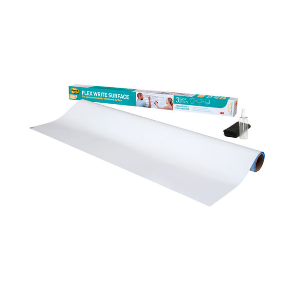 Post-it Flex Write Surface 900 x 1200mm 7100197624