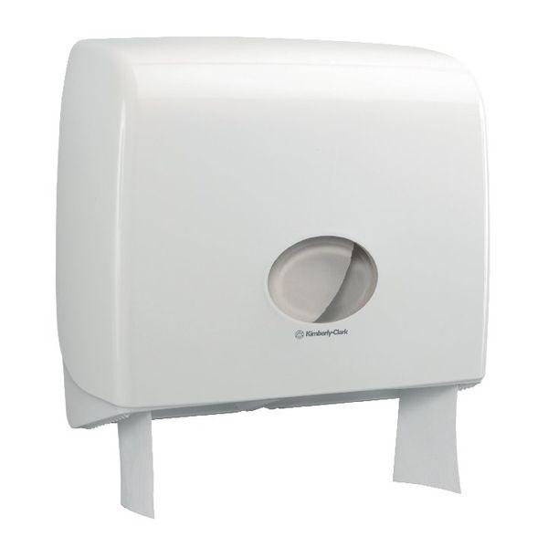 Kleenex 2-Ply Ultra Midi Jumbo Toilet Rolls, Pack of 6 - 8515