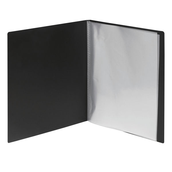 Staples 12 Pocket Display Book 310 x 235mm A4 Clear Pockets 8850702