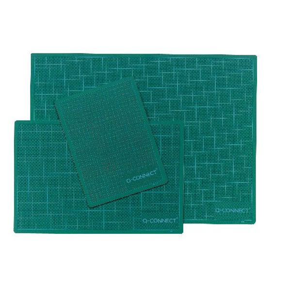 Q-Connect Green A3 Cutting Mat – KF01136