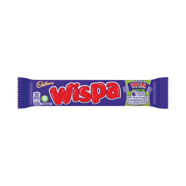 Cadbury 36g Wispa, Pack of 48 - 4015891
