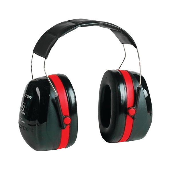 3M Optime III Peltor Ear Defenders - 4540A-411-SV