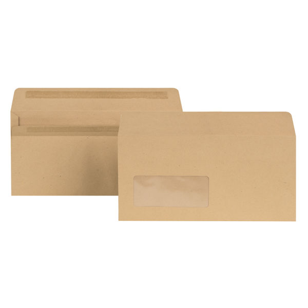 how much is it to send a letter new guardian dl manilla window envelopes postal supplies 22211