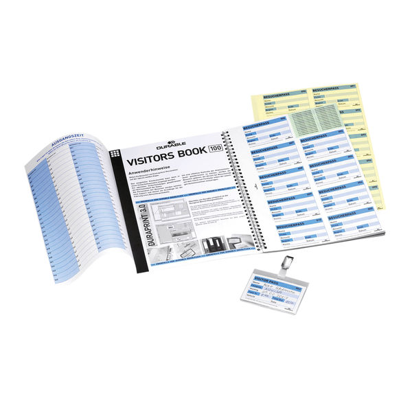 Durable Visitors Book Refill | 1464/00