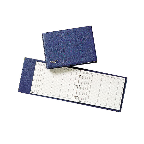 Guildhall Loose Leaf Visitors Book 50 Sheets A4 T40