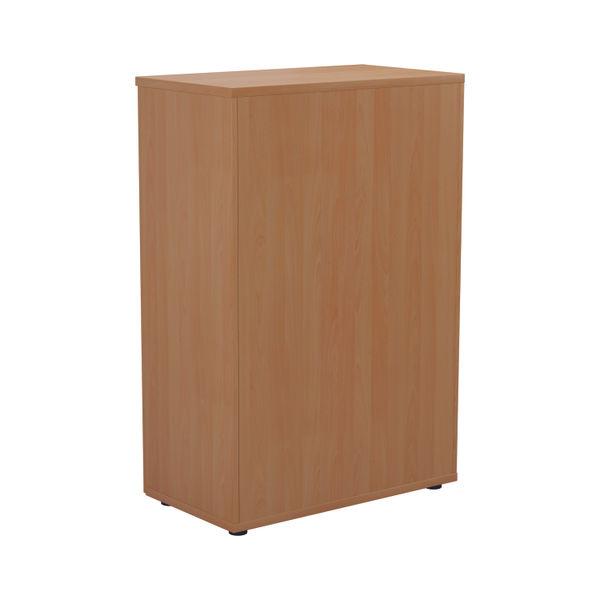 Jemini 1200 x 450mm Beech Wooden Cupboard