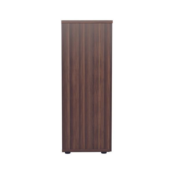Jemini 1200 x 450mm Dark Walnut Wooden Cupboard