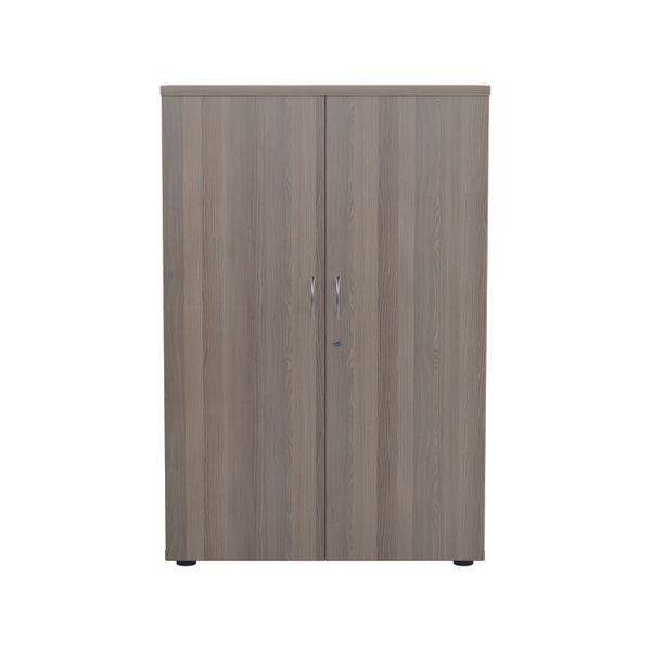 Jemini 1200 x 450mm Grey Oak Wooden Cupboard