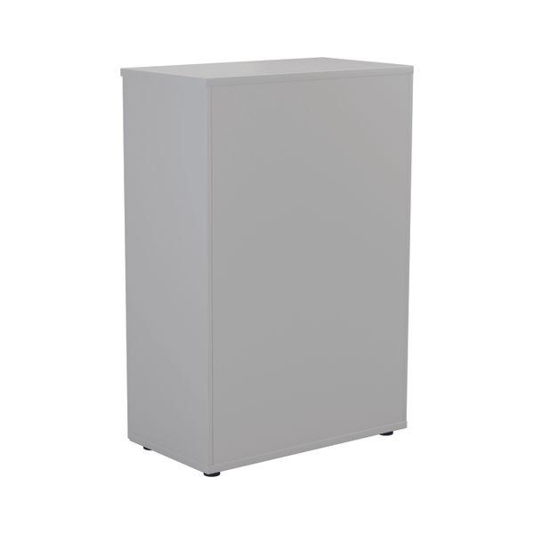 Jemini 1200 x 450mm White Wooden Cupboard