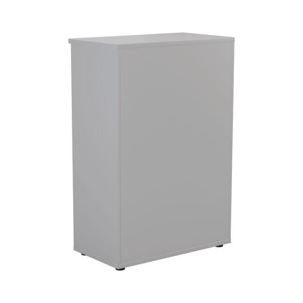 Jemini 1200 x 450mm White Wooden Bookcase