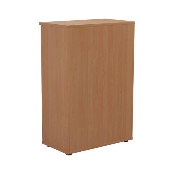 Jemini 1600 x 450mm Beech Wooden Bookcase
