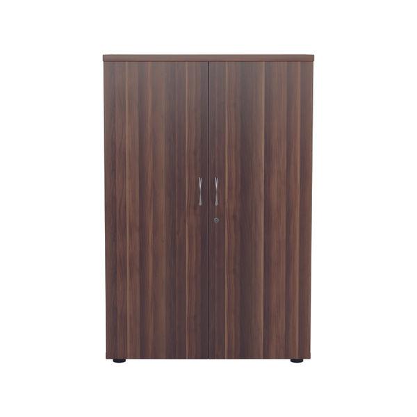 Jemini 1600 x 450mm Dark Walnut Wooden Cupboard