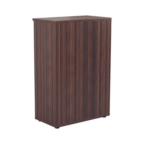 Jemini 1600 x 450mm Dark Walnut Wooden Bookcase