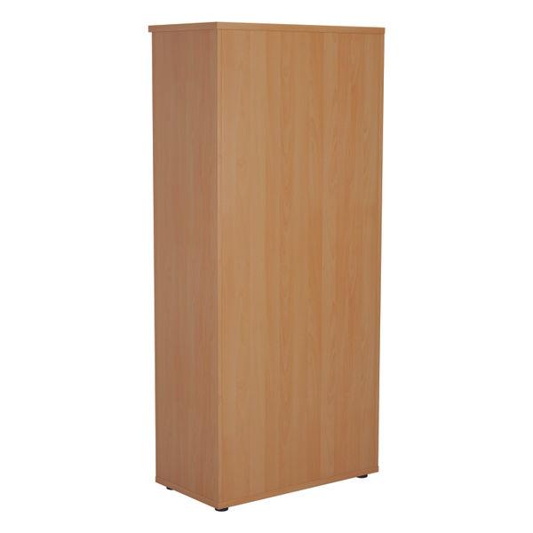 Jemini 1800 x 450mm Beech Wooden Bookcase