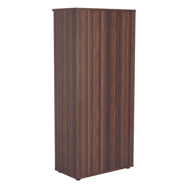 Jemini 1800 x 450mm Dark Walnut Wooden Bookcase