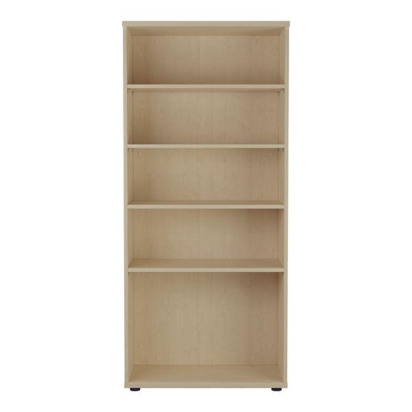 Jemini 1800 x 450mm Maple Wooden Bookcase