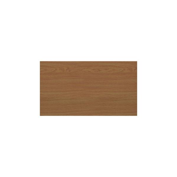 Jemini 1800 x 450mm Nova Oak Wooden Bookcase