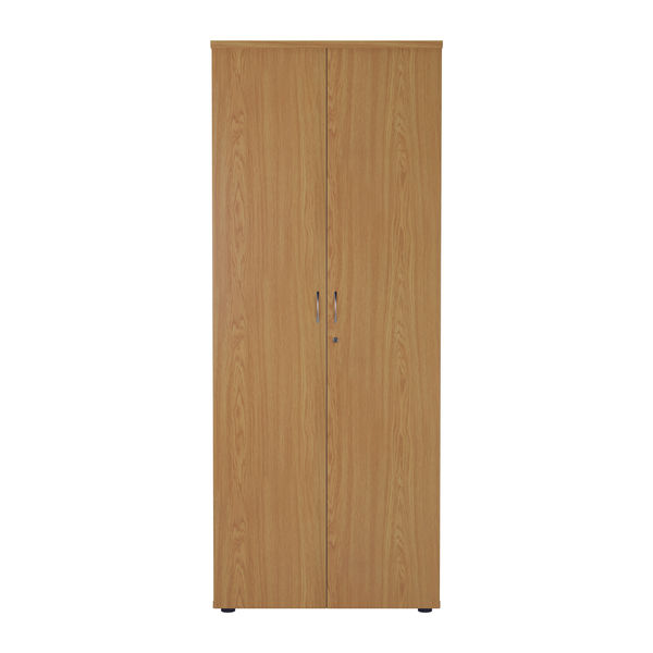 Jemini 2000 x 450mm Nova Oak Wooden Cupboard