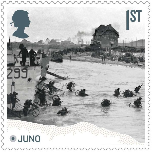 The D-Day 75th Anniversary Miniature Sheet