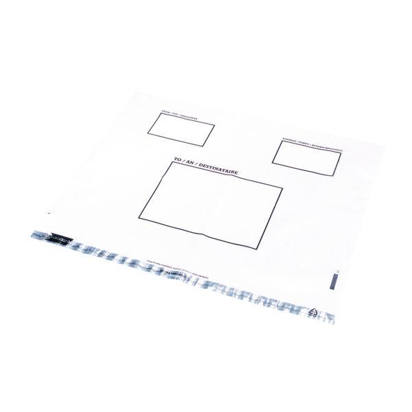 Gosecure Extra Strong Polythene Envelopes 440 x 320mm PB30303