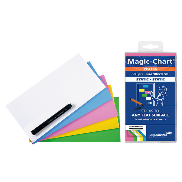 Legamaster Magic Notes 20X10cm (Pack of 500) 7-159499
