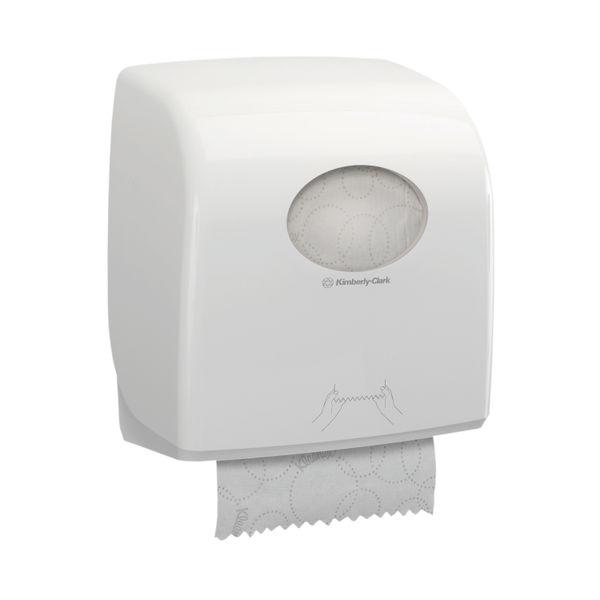 Kleenex Ultra Slimroll Hand Towel Roll White 100m (Pack of 6) 6781
