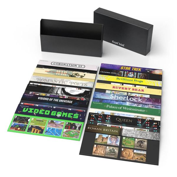 The 2020 Year of Presentation Packs