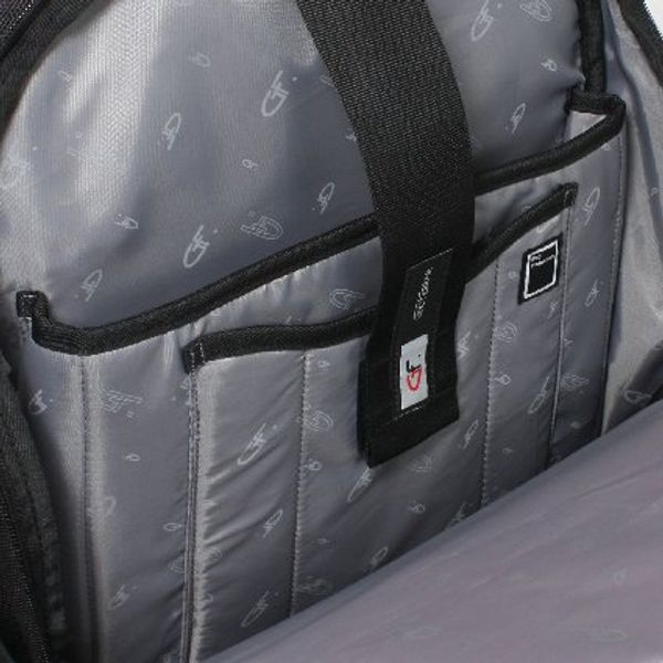 Gino Ferrari Astor Laptop Backpack Black GF502