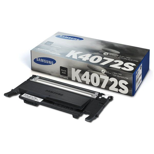 Samsung CLT-K4072S Black Toner Cartridge | SU128A