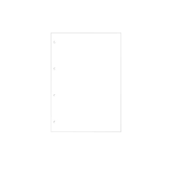 Hamelin Plain A4 Refill Pad, Pack of 5 - 400127674