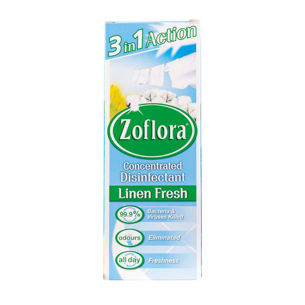 Zoflora 3-in-1 120ml Concentrated Disinfectant (Pack of 12) - 00680