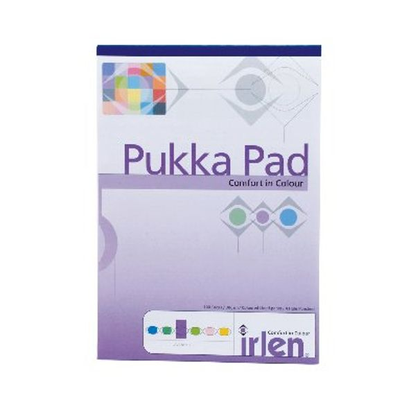 Pukka Pad A4 Refill Pad Lavender (Pack of 6) IRLEN50