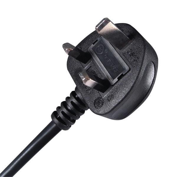 Connekt Gear 2M UK Mains to C7 Cables 27-0112B