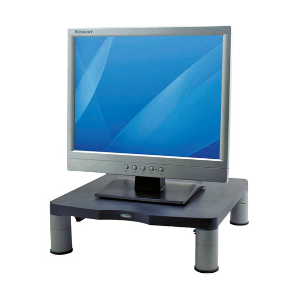 Fellowes Graphite Standard Monitor Riser - 9169301