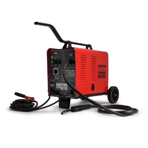 Sealey MIGHTYMIG150 Professional Gas/No-Gas Mig Welder 150amp 240V