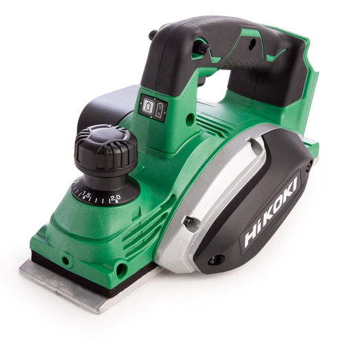 HiKOKI P 18DSL 18V Planer 82mm / 3. 1/4 Inch (Body Only)