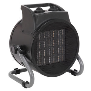 Sealey PEH3001 Industrial Ptc Fan Heater 3000w/240V