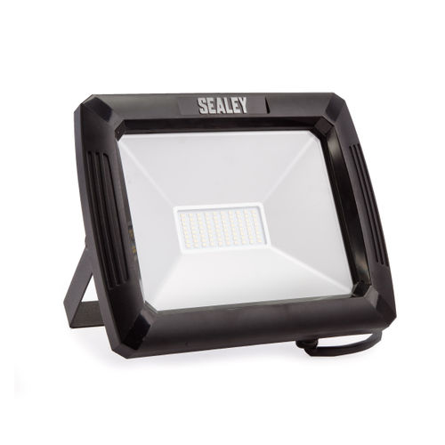 Sealey LED083 Floodlight With Wall Bracket 70W SMD LED 240V